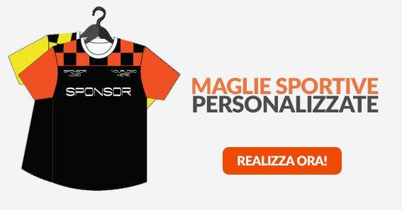 Magliette Calcio Personalizzate